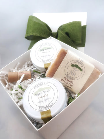 Very Vanilla Gift Set