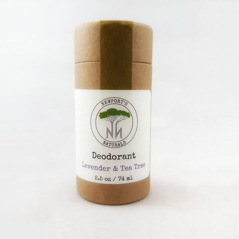 Deodorant - Lavender & Tea Tree