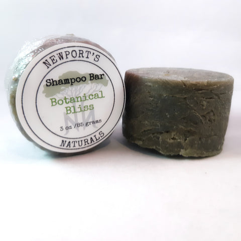 Shampoo Bar - Botanical Bliss