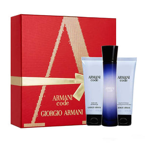 Giorgio Armani Code Femme Gift Set 50ml - Penny Store Limited