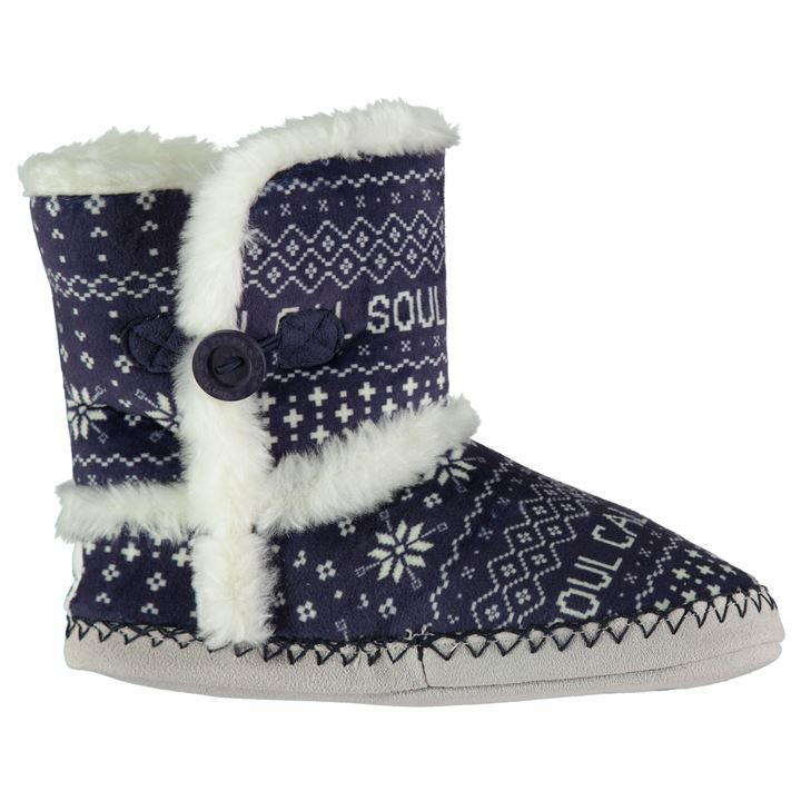 SoulCal Coso Booties Ladies - Penny Store Limited