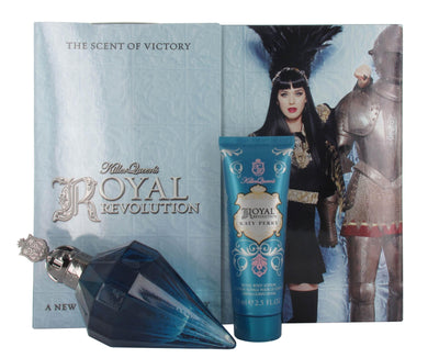 Katy Perry Royal Revolution Women Gift Set (100ml EDP/75ml BL) - Penny Store Limited