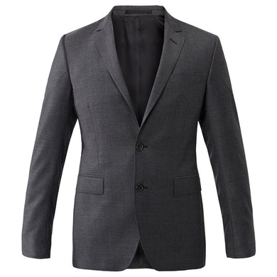 Grey 'Davide' Suiting Jacket - Penny Store Limited