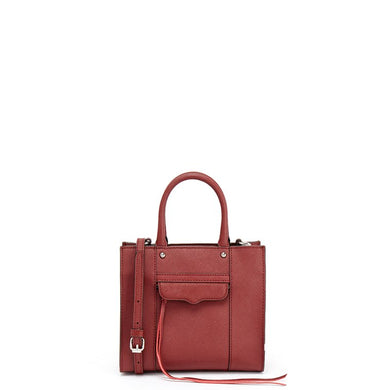 7899a1b94 REBECCA MINKOFF Red Mab Tote Mini Bag – Penny Store Limited