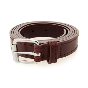THEORY Brigid Celeste Rosewood Brown Belt - Penny Store Limited