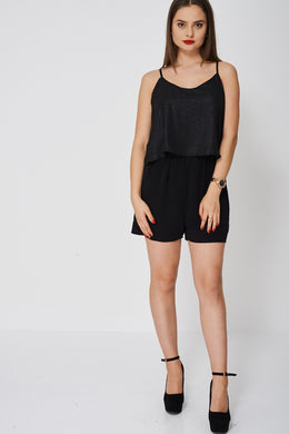 DOUBLE LAYER PLAYSUIT EX-BRANDED - Penny Store Limited