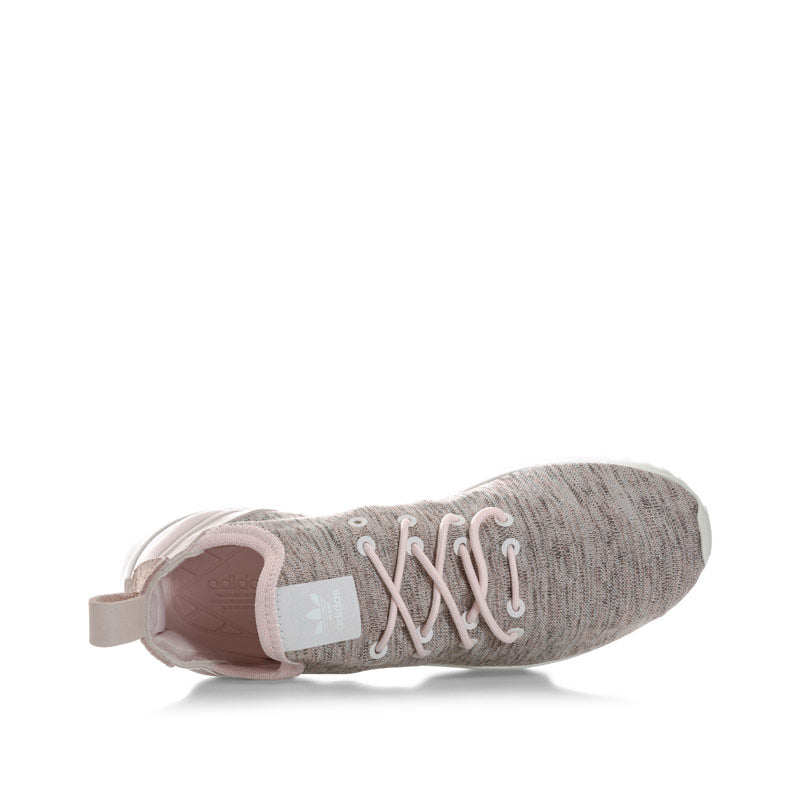66d1fc56e9e50 ... adidas Originals Womens ZX Flux ADV Virtue Sock Trainers - Penny Store  Limited ...