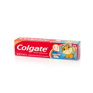 Kids Package Colgate Toothpastes and Toothbrushs