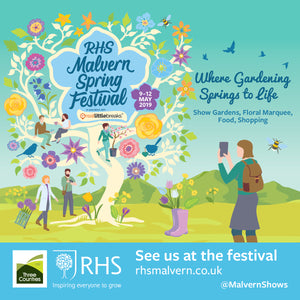RHS Malvern Spring Festival 9th-12th May