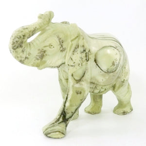 Medium Butterjade Elephant