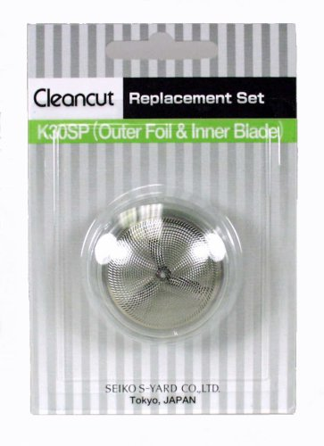 ES412 Cleancut Replacement Blade and Foil Set