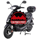 GLM 50cc Scooter - GLM POWER SPORTS