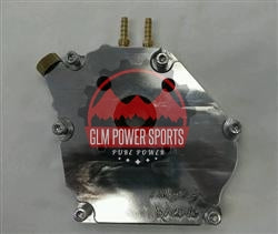 Side Cover, Crankcase, Billet, GX200, 6.5 OHV, and Hemi Predators, Ambush Racing - GLM POWER SPORTS