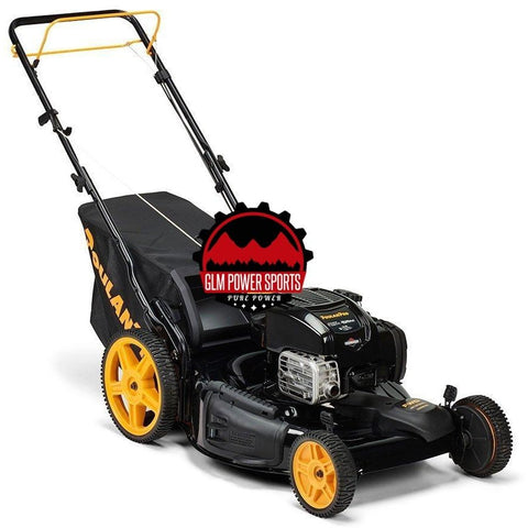 Poulan Pro 3-in-1 Lawnmower with 22-Inch Deck - GLM POWER SPORTS