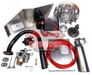 Builder Prepared Parts Kit - GLM POWER SPORTS