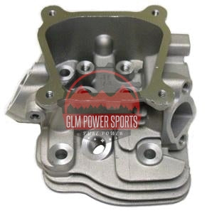 OHV 212cc Bare Cylinder Head 27/25 - GLM POWER SPORTS