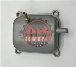 Cover, Valve, 212 Predator Hemi (New Style), with Pulse Fitting - GLM POWER SPORTS