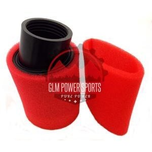 6889RD 3.5x5 Foam Pre-Filter - GLM POWER SPORTS