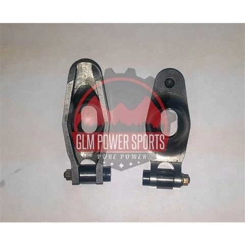 Rocker Arms, Roller Tip, Billet Steel, GX200 & 6.5 Chinese OHV's, Pair - GLM POWER SPORTS