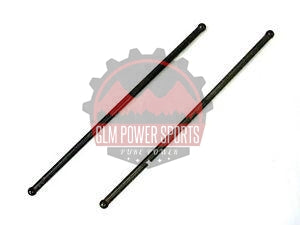 Chrome Molly Push Rod Set - GLM POWER SPORTS