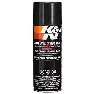 K&N 99-0516 Air Filter Oil - 12.25 oz. - Aerosol - GLM POWER SPORTS