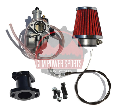 22mm Mikuni Kit - GLM POWER SPORTS