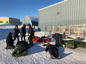 A glimpse into the Sirius adventure in Nunavut, by Celine Jaccard