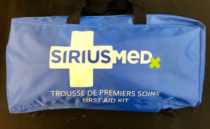 Sirius 40 - First aid kit