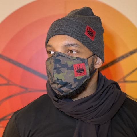 AGEMBRAND® Limited Edition Camo Facemask