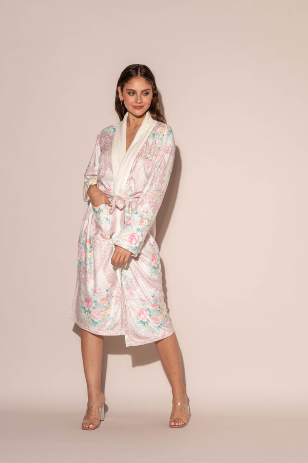 Bella Donna Long Robe