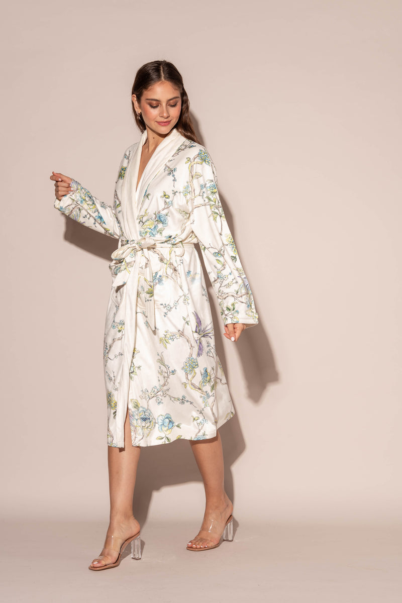 Blue By You Long Robe