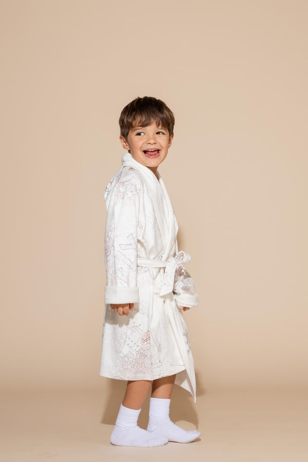 Travel Kids Robe