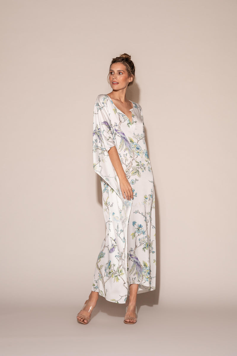 Blue By You Long Caftan
