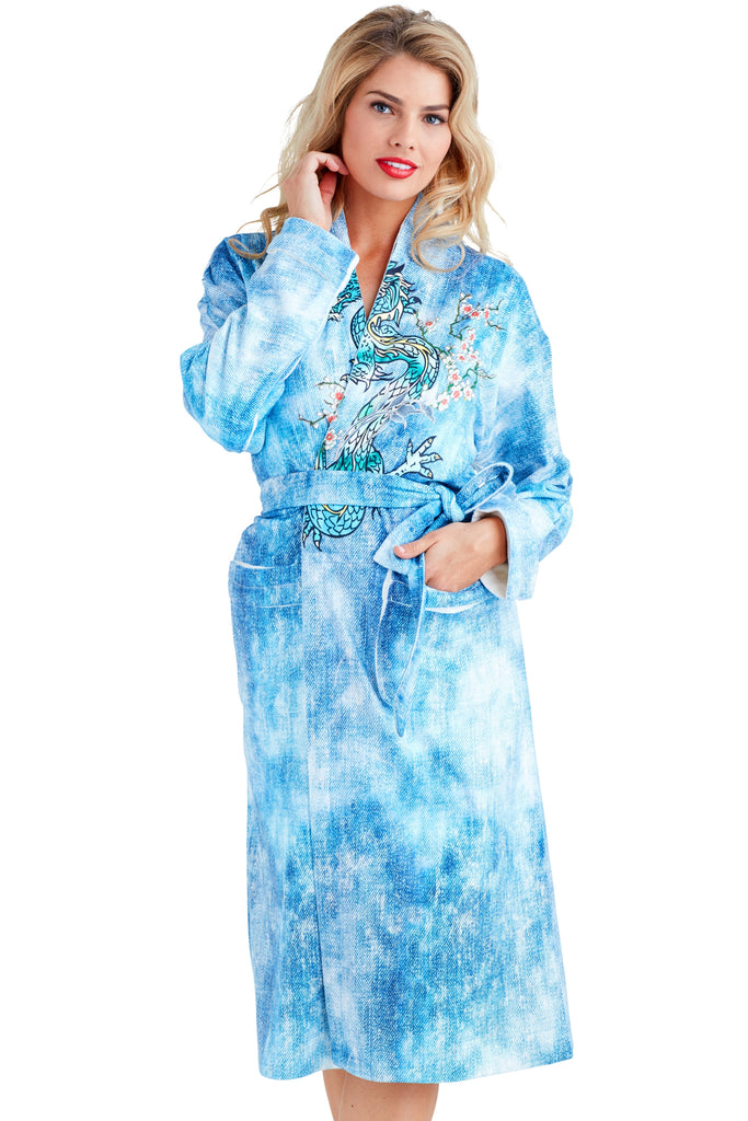 King Dragon Long Robe