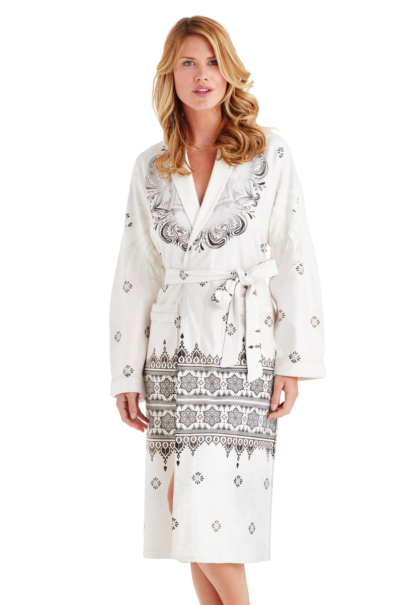 Goa Grey Long Robe