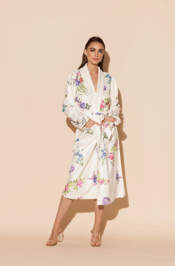 Wonderland Long Robe