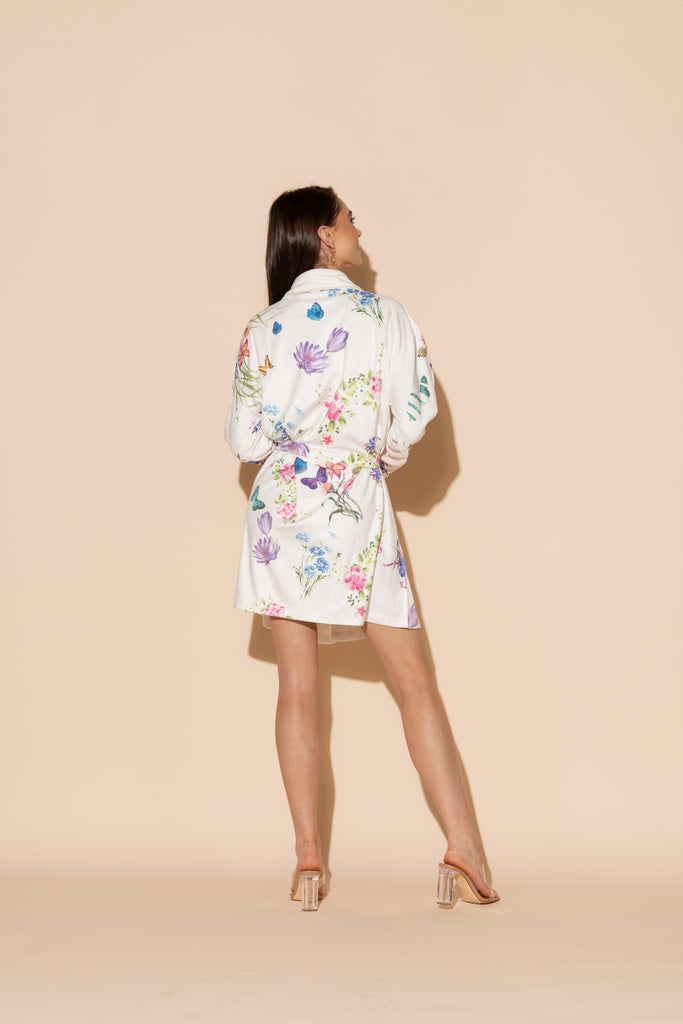 Wonderland Short Robe