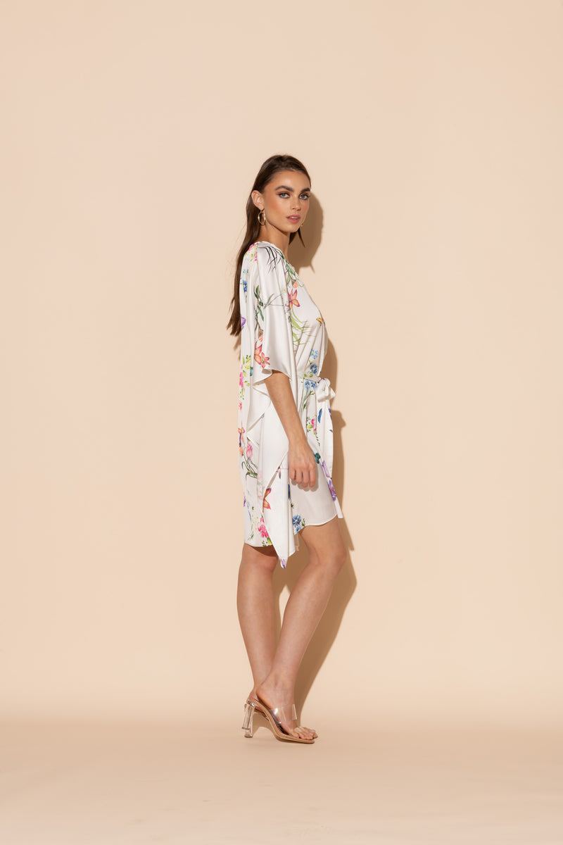 Wonderland Short Caftan