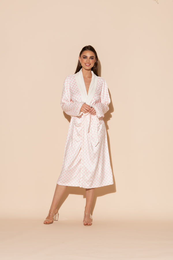 Daisy Long Robe