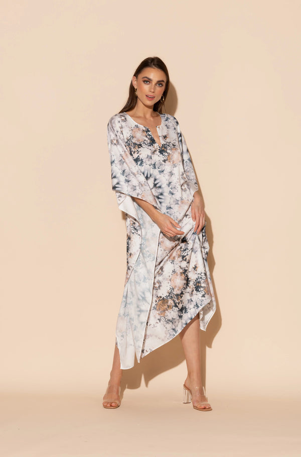 Earth Long Caftan
