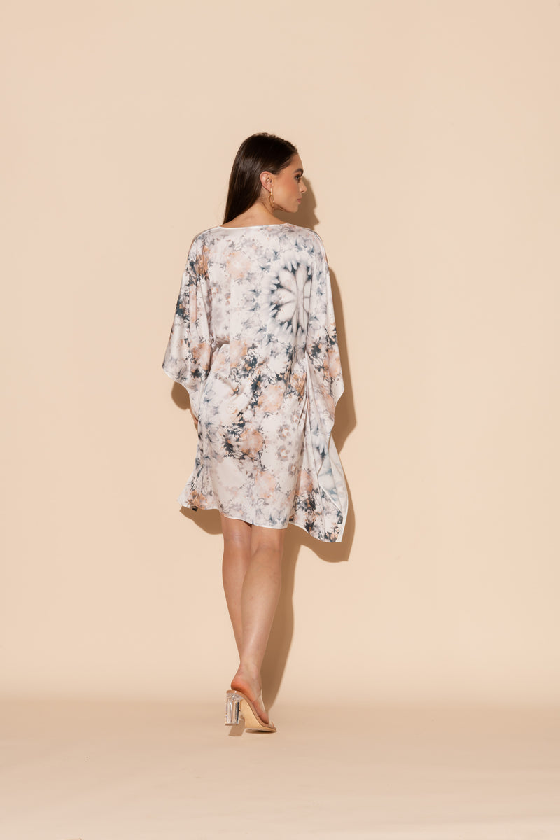 Earth Short Caftan