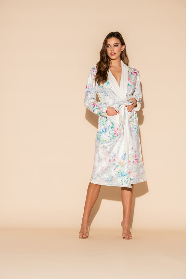 Catalina Long Robe