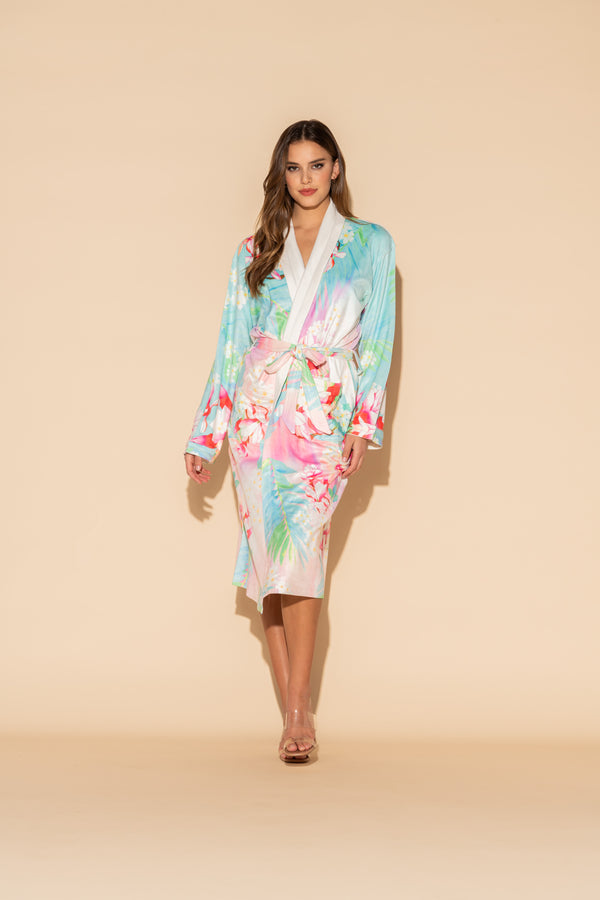 Acapulco Long Robe