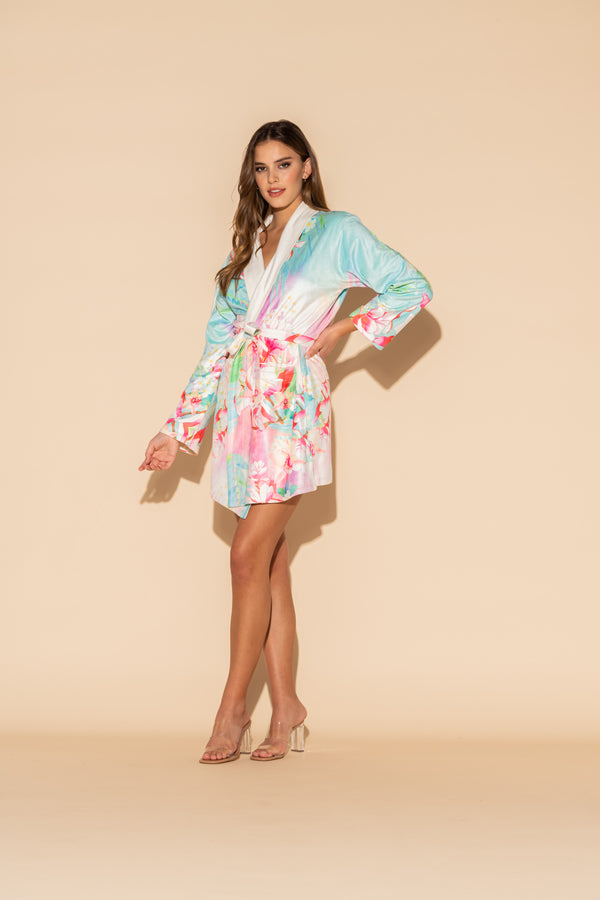 Acapulco Short Robe