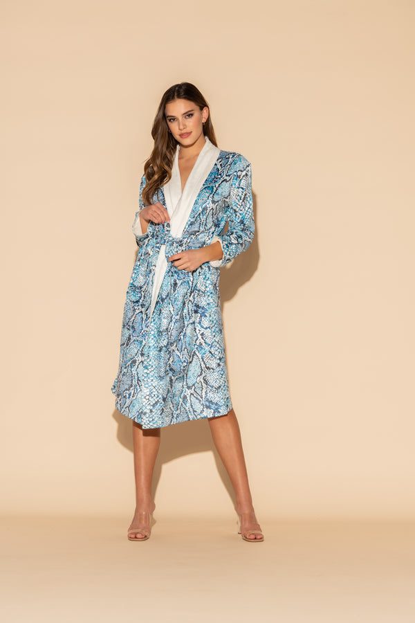 Savannah Long Robe