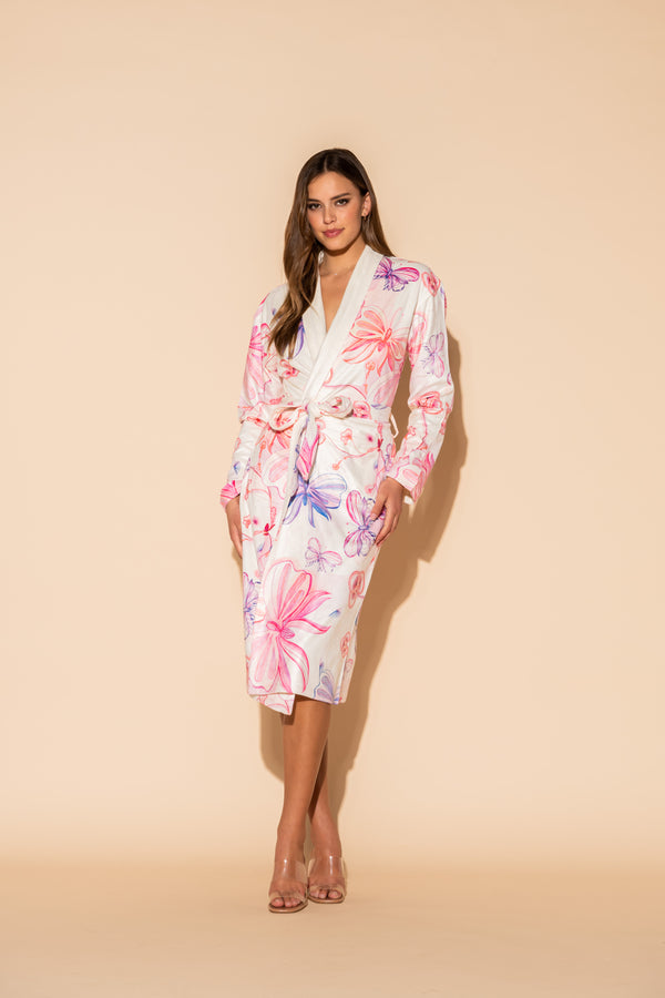 Breeze Long Robe