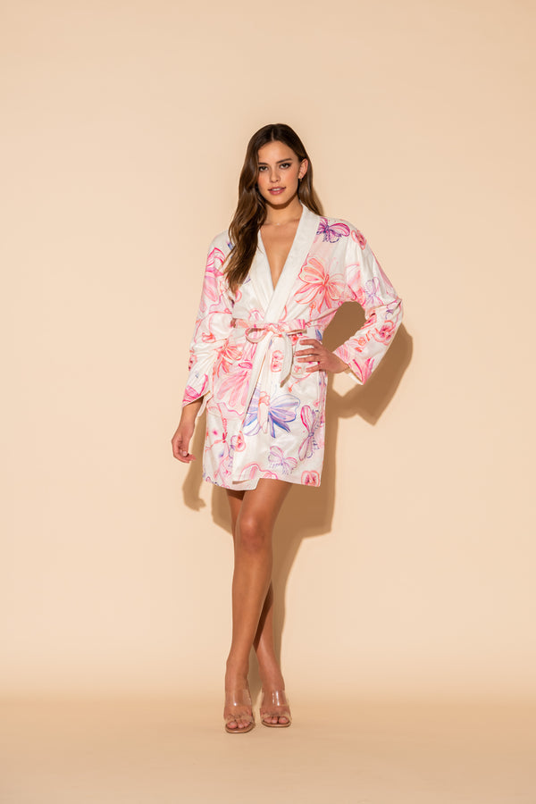 Breeze Short Robe