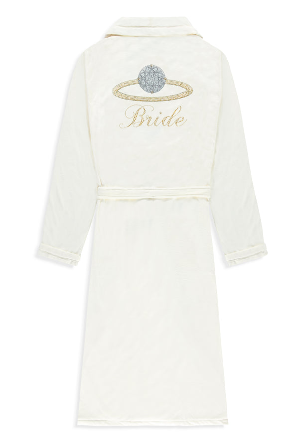 Bride Long Robe - Ring
