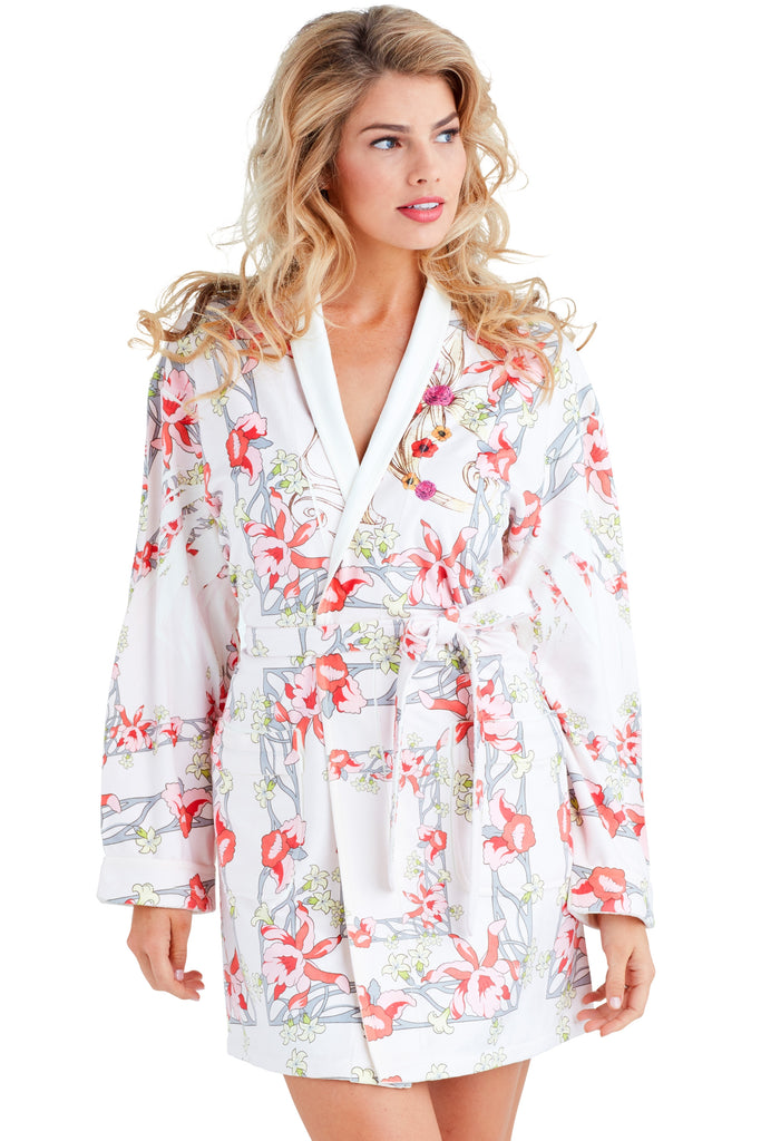 Ella Short Robe