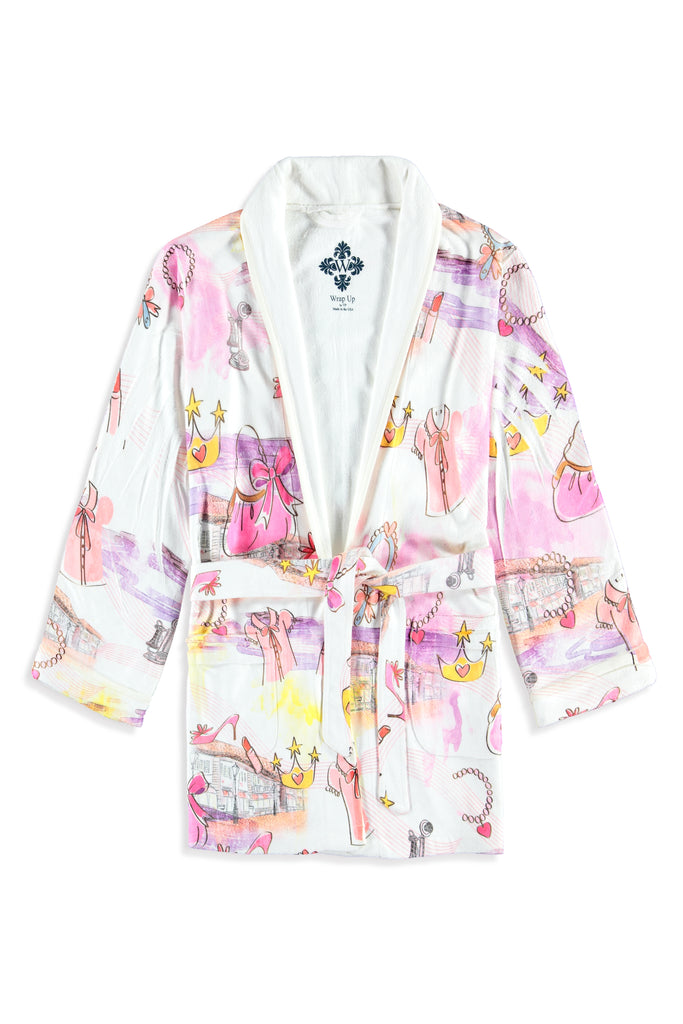 Mini Me Kids Robe